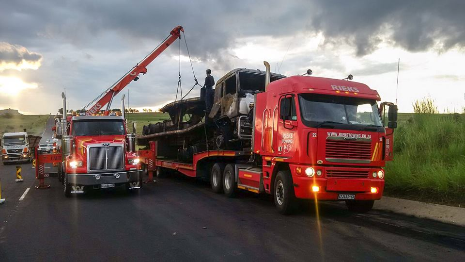 Rieks Towing Recovery